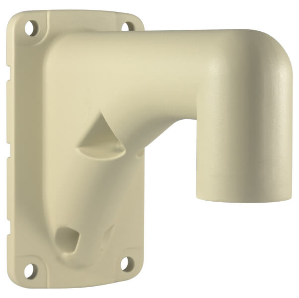 Base metalica de pared, para camara PTZ modelo LS-2016A, color Beige