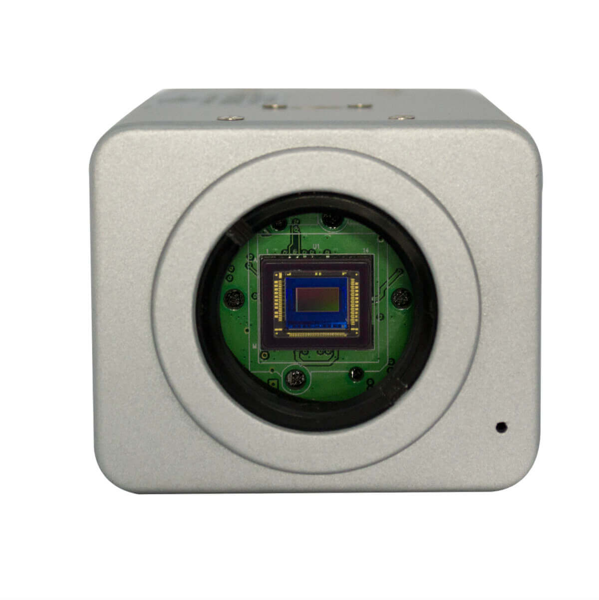 Camara tipo box antivandalica HD-SDI, 2.0 MP, 1/3 CMOS, 1080p, Menu OSD, Deteccion Inteligente.