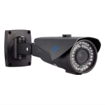 camara bazuca ip, 1.3mp, lente varifocal, 42 led, 1015m ir, poe
