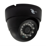 camara tipo domo, hd digital 1/3, resolucion 900tvl, 24 leds, 20m ir