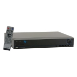dvr 8 canales, h264, bnc/vga/hdmi, audio 8in / 1out, 3g/wifi